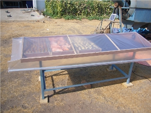 solar tunnel dryer