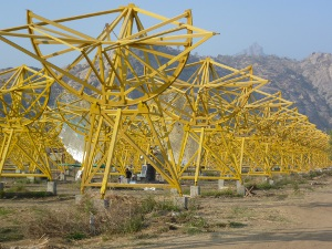 solar thermal power plant India One